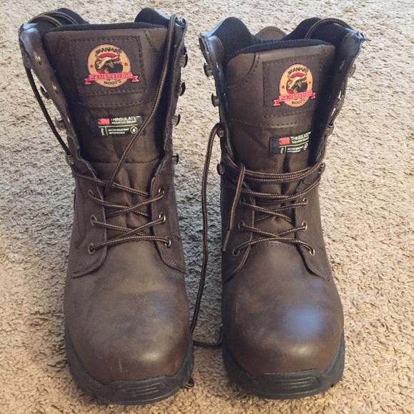 d3d46af28c8 Men's Steel Toe Brahma Boots